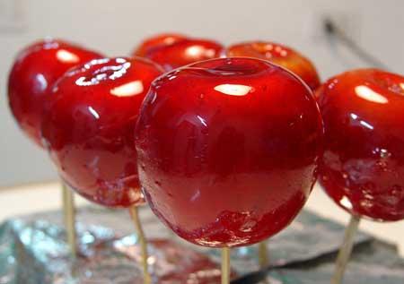 manzanas-acarameladas