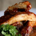 Receta: Costilla de Cerdo a la BBQ