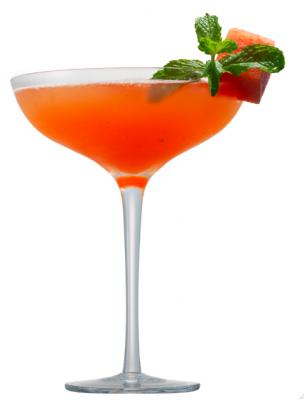 Cocktail Afrodisiaco: ardiente pasión al jengibre