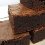 Postre: Brownies Ligth