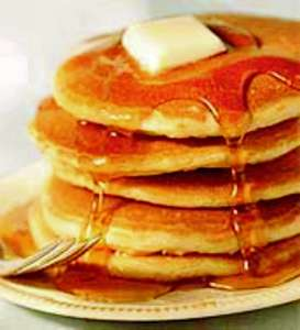 Hot Cakes o Panqueques Americanos