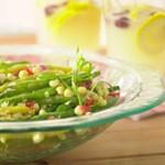 Ensalada fresca y deliciosa