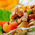 Ensalada china de pollo bajas calorías