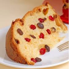 Receta de pan dulce de frutas