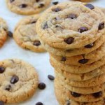 Galletas de chocolate chip