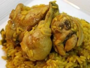 Receta-de-arroz-con-pollo