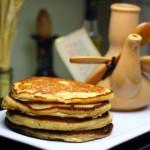 Waffles de trigo entero