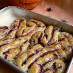 Recetas de Halloween: intestinos deliciosos